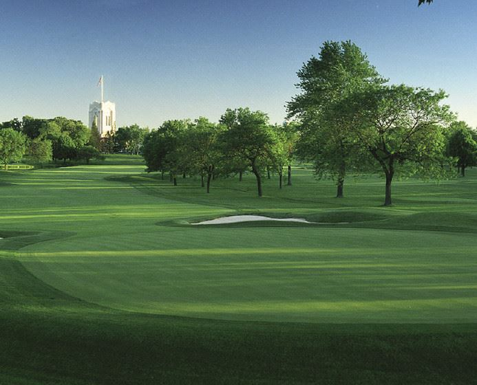 Olympia Fields Golf Club Course