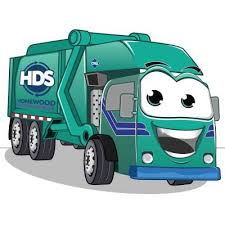 Homewood Disposal Truck
