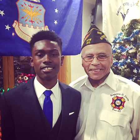 MALIK JOHNSON VFW